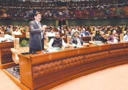 Sindh Chief Minister presents budget for FY2021-22