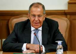 Lavrov Hopes Situation With Russian National Sapega Detained in Minsk to Be Resolved Soon