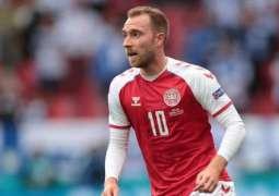 Danish Football Player Eriksen Discharged From Hospital