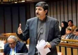 Former Senator Usman Kakar passes away in Karachi today