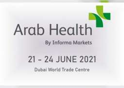 MoHAP, EHSE showcase groundbreaking research on concussion in young athletes at Arab Health 2021