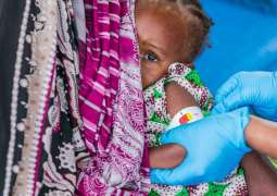 World Food Program Says 41Mln People at Imminent Risk of Famine