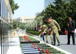 COAS pays three-day official visit to Azerbaijan