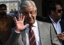 Khawaja Asif secures bail in assets beyond means case