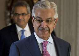 Court issues release orders of Khawaja Asif in assets beyond means case