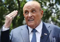Former Trump Lawyer Giuliani Loses License to Practice in New York - Court Order
