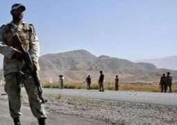 Five FC personnel martyred in terrorists' attack in Sibbi