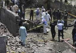 Police raid residence of Johar Town blast's mastermind in Karachi