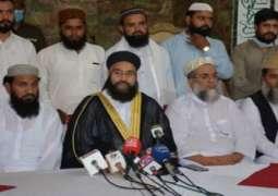 رئیس مجلس علماء باکستان یطالب باعدام رجل دین متھم بتحرش طالب مدرسة دینیة