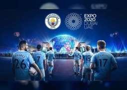 Expo 2020 Dubai, City Football Group partner to drive global change