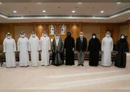 سلطان القاسمي يترأس اجتماع مجلس أمناء جامعة الشارقة