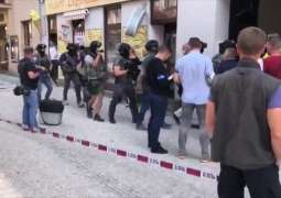 Prague Police Hunting Man Who Shot Employment Officer