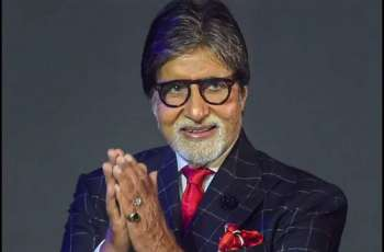 Amitabh Bachchan warns people of spreading Covid-19 cases in India