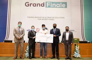 Finding Innovative & Creative Solutions for Society (FICS '21) concludes at NUST