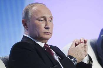 Putin Says Russia Does Not Want to Consider Cyberspace 'Area of Combat' Like NATO
