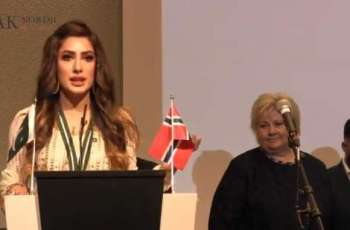 Artists have to see beyond nationalism for peace, says Mehwish Hayat