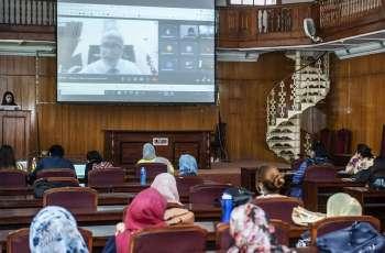 UVAS holds webinar on World Environment day