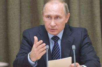 Putin Signs Decree on Temporary Measures Regulating Legal Status of Foreign Citizens