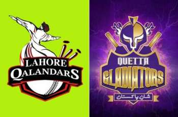 Lahore Qalandars won the toss, opts to bowl first against Quetta Gladiators