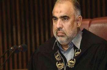 Opposition decides to bring no-confidence motion against NA Speaker Asad Qaisar