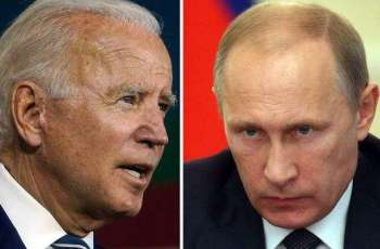 Putin, Biden Shake Hands Ahead of Geneva Summit