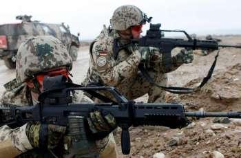 German Troops Burn Secret Documents Amid Afghan Pullout
