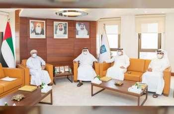 """""""غرفة أبوظبي"""" تبحث تعزيز التعاون التجاري مع سلطنة عمان"""