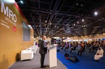 توقيع عدة اتفاقيات خلال معرض الشرق الأوسط للصيانة والإصلاح بدبي