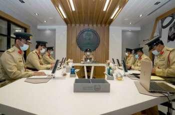 شرطة دبي تسجل أكثر من  44 ألف معاملة إلكترونية في الدقيقة
