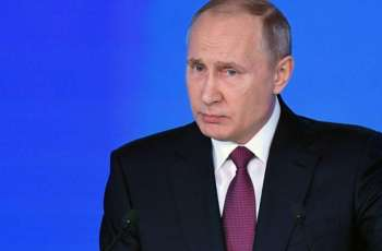 Putin Says Long Used to Misinterpretation of His Words in Western Media