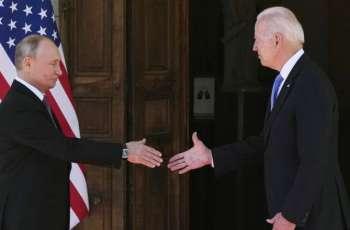 Biden Gave Putin Crystal Sculpture of Bison, Aviators - White House