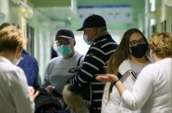 Russia Records 14,057 COVID-19 Cases in Past 24 Hours - Response Center