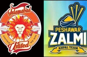 Today PSL 6 Match 26 Islamabad United Vs. Peshawar Zalmi 17 June 2021: Watch LIVE on TV
