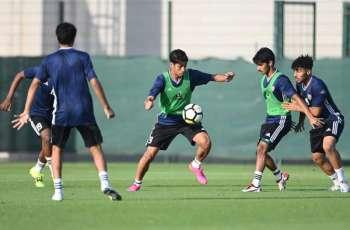 23 لاعباً في قائمة منتخب الشباب المشارك في بطولة كأس العرب بالقاهرة