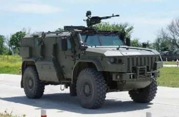 Serial Deliveries of Typhoon Armored Vehicles to Russian Military to Start in July