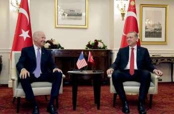 Biden, Erdogan Discussed Potential for Turkey to Guard Kabul Airport - Senior US Official