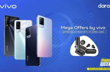 vivo Introduces Amazing Offers for Daraz Mobile Week 2021