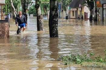 One Dead in Flood-Hit Crimea
