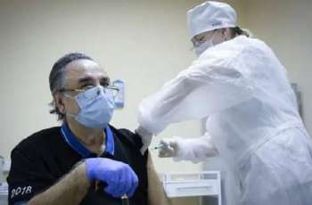 Russia Logs Nearly 18,000 COVID-19 Cases in One Day