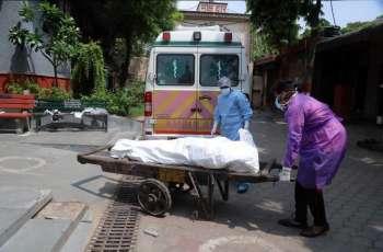 """الهند تسجل 1422 وفاة و 53256 إصابة جديدة بـ""""كورونا"""""""