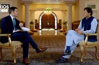 US should find political solution before leaving Afghanistan, says PM Imran Khan