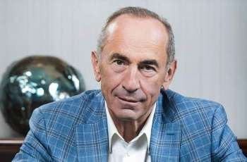 Kocharyan's Armenia Alliance Does Not Recognize Results of Elections