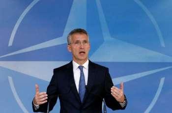 NATO's Stoltenberg Briefs President of European Council on Alliance Summit