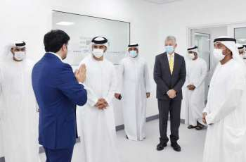 State-of-the-art lab for processing PCR tests opened at Dubai International Airport