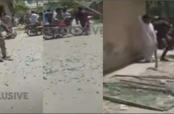 At least 1 dead and16 people injured in Johar Town blast in Lahore