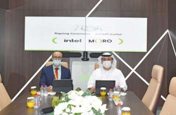 Moro Hub join hands with Intel Corporation to accelerate digital transformation