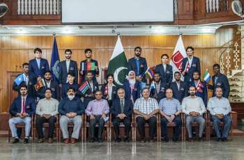 Act as UVAS ambassadors, Vice-Chancellors urges foreign students