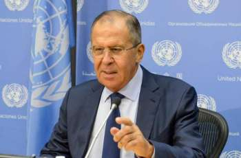 Lavrov Sees as Striking NATO, EU Reaction to Russia's Withdrawal From Open Skies Treaty