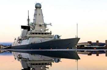 Russian Navy Calls UK Ship Illegally Crossing Black Sea Border 'Audacious Challenge'