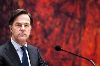 Dutch Acting Prime Minister Will Not Take Part in EU-Russia Summit